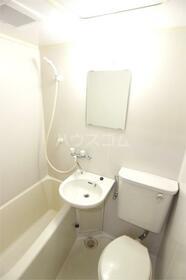 ヴァンテーヌ府中 103号室の風呂