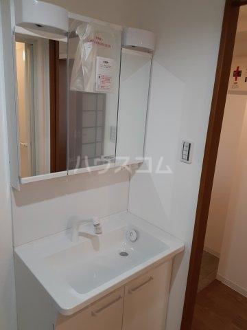 ブルグ清涼 203号室の洗面所