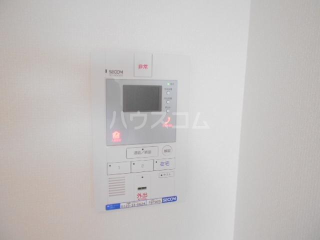 リブリ・町田 207号室のセキュリティ