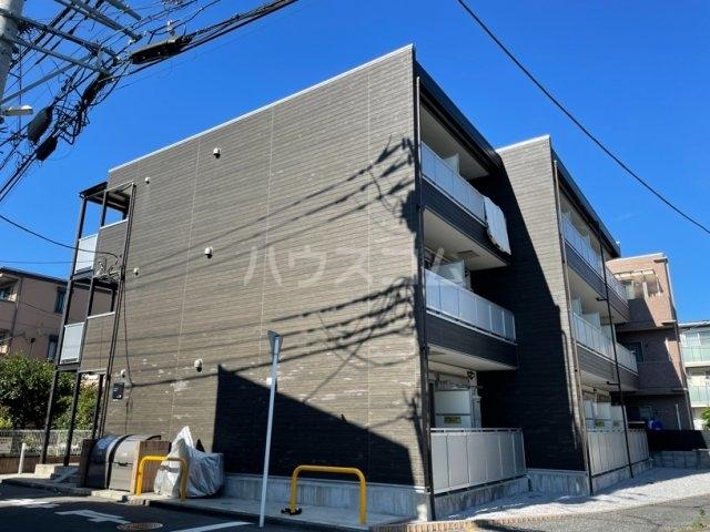 リブリ・町田 207号室の外観