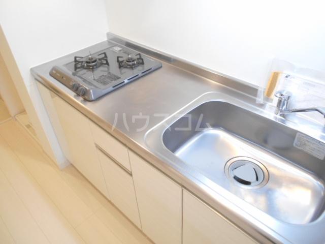 リブリ・町田 207号室のキッチン