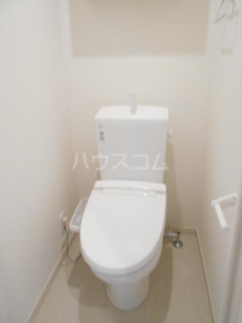 リブリ・町田 207号室のトイレ