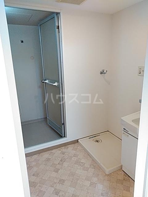 トミーハウス 501号室の洗面所