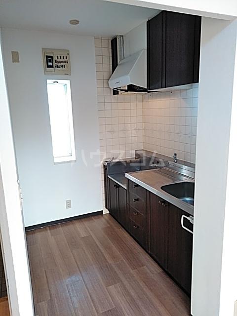 トミーハウス 501号室のキッチン