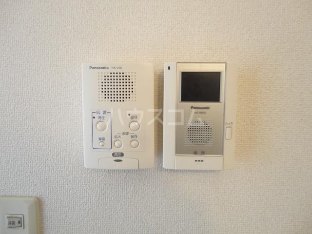 CREST6 101号室のセキュリティ