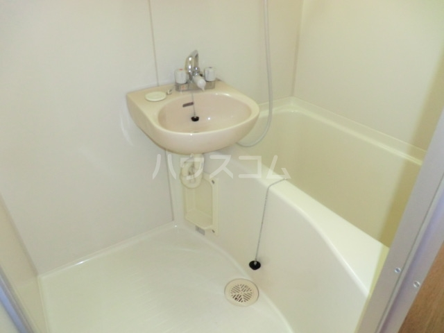 CREST6 101号室の風呂