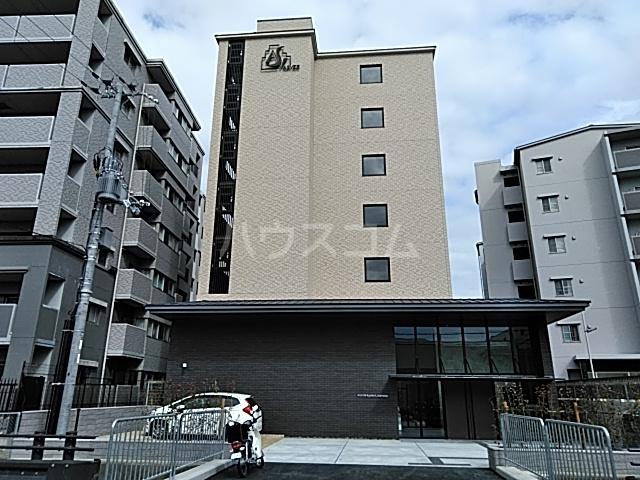 アスヴェル京都太秦 405号室の外観