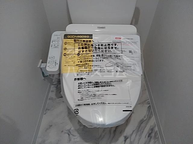 アスヴェル京都太秦 108号室のトイレ