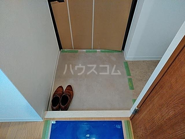 アスヴェル京都太秦 108号室の玄関