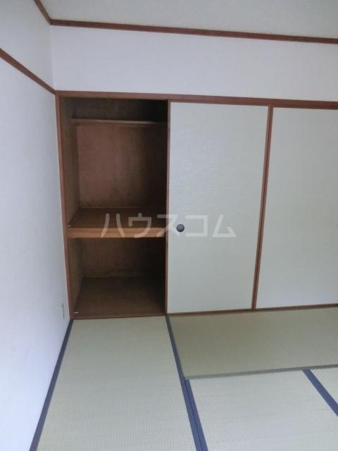 鶴見ガーデンハイム A206号室の居室