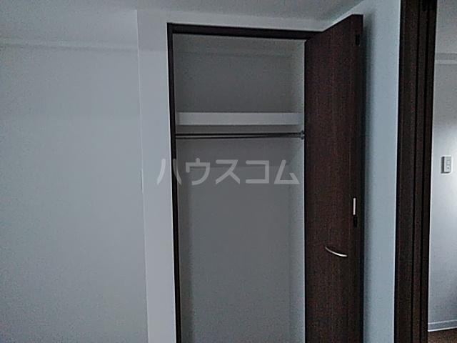 アスヴェル京都太秦 111号室の収納