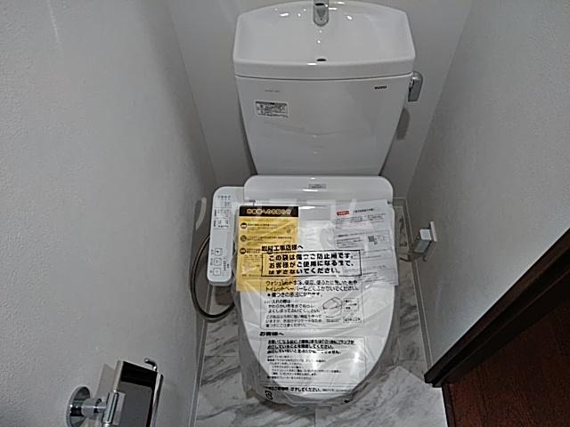 アスヴェル京都太秦 111号室のトイレ