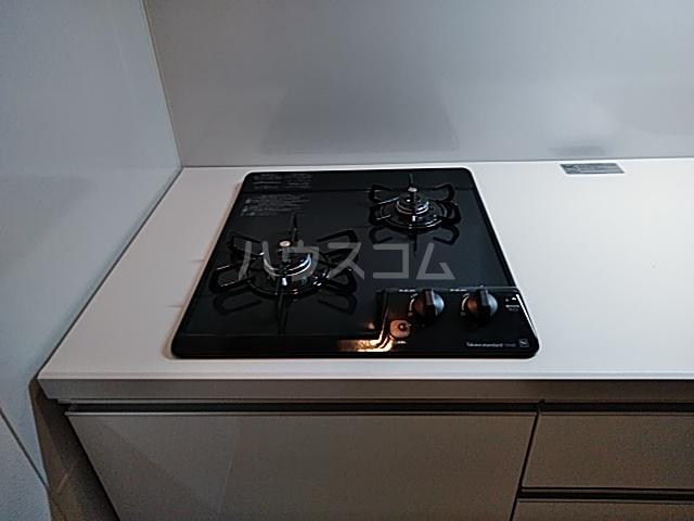 アスヴェル京都太秦 212号室のキッチン