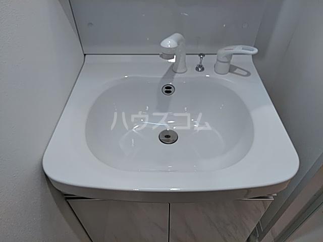 アスヴェル京都太秦 212号室の洗面所