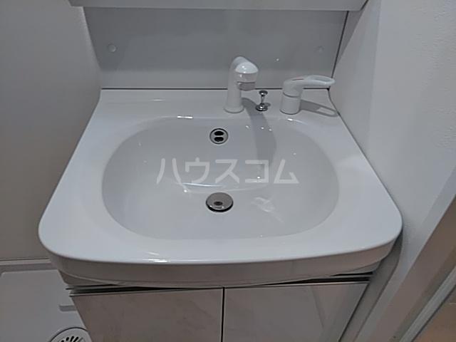 アスヴェル京都太秦 306号室の洗面所