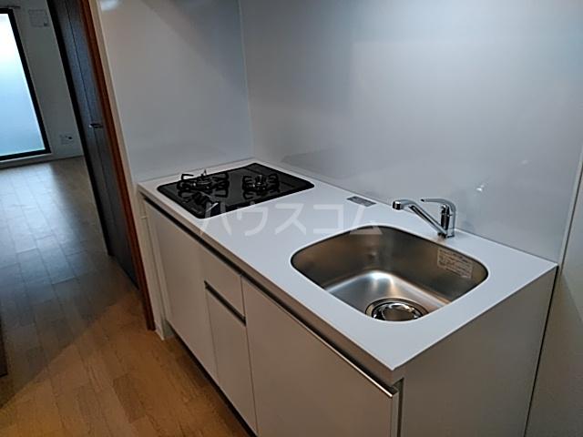 アスヴェル京都太秦 306号室のキッチン