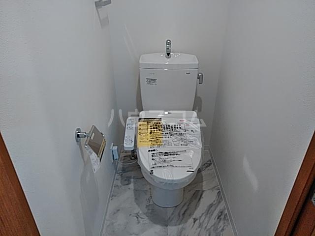 アスヴェル京都太秦 306号室のトイレ