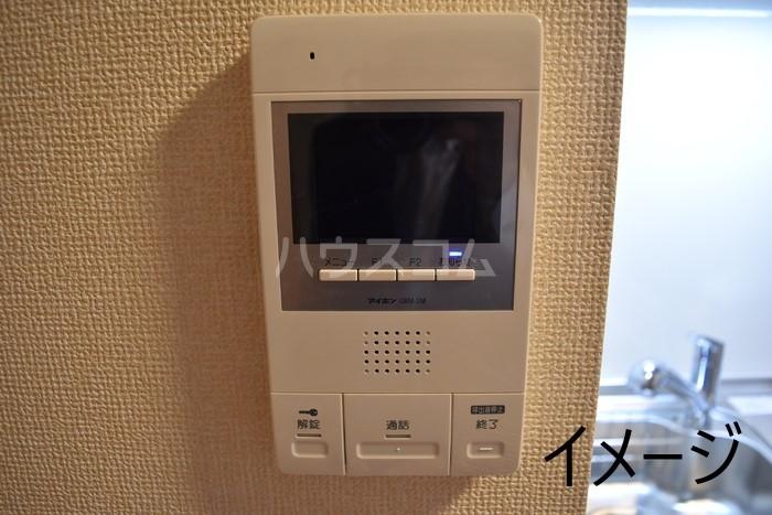 (仮称)D-room玉井町 301号室のセキュリティ