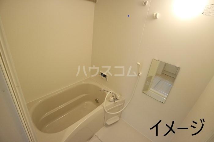 (仮称)D-room玉井町 301号室の風呂