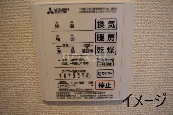 (仮称)D-room玉井町 102号室の設備