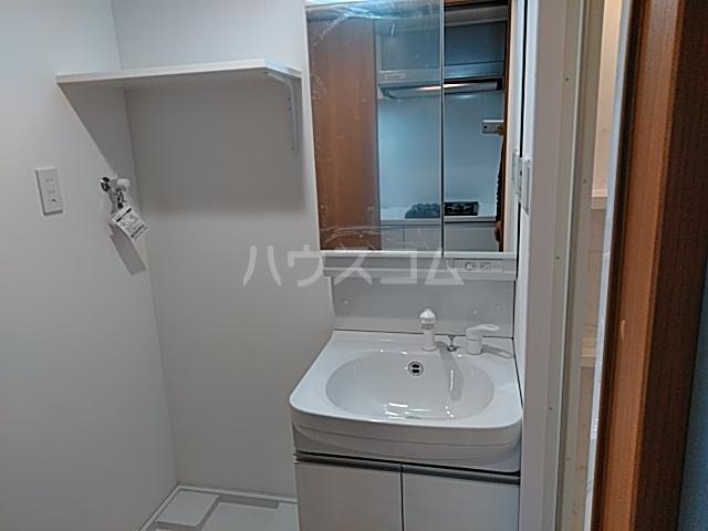 アスヴェル京都太秦 603号室の洗面所