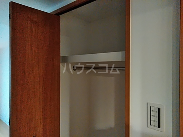 アスヴェル京都太秦 603号室の収納