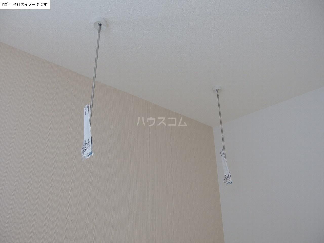 ドーム多摩 P棟 206号室の設備