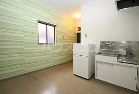 クレール用賀 102号室のキッチン