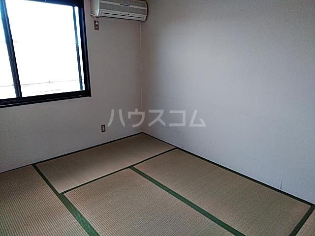 セジュール88 201号室の居室