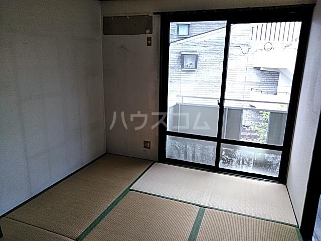 セジュール88 201号室のキッチン
