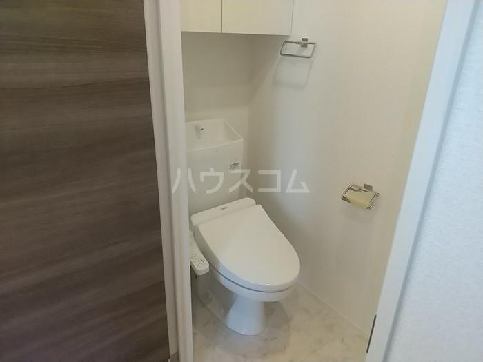 (仮称)D-room小曽根4丁目 102号室の洗面所