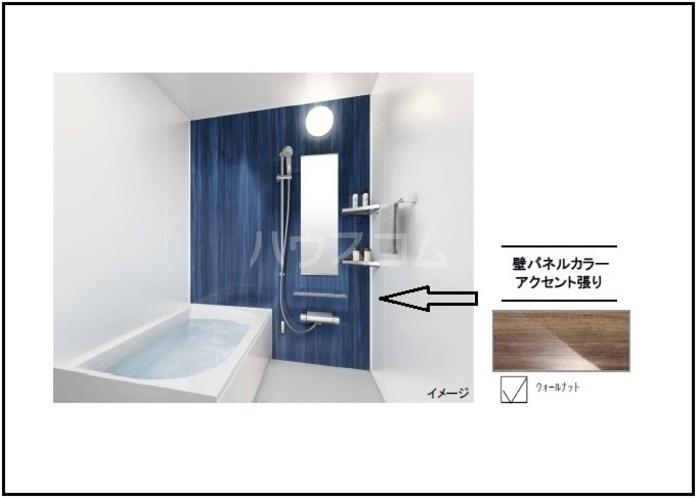 (仮称)D-room小曽根4丁目 202号室の風呂