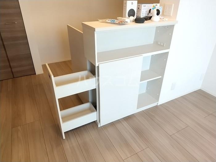 (仮称)D-room小曽根4丁目 203号室のキッチン