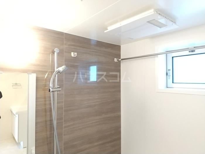 (仮称)D-room小曽根4丁目 203号室の風呂