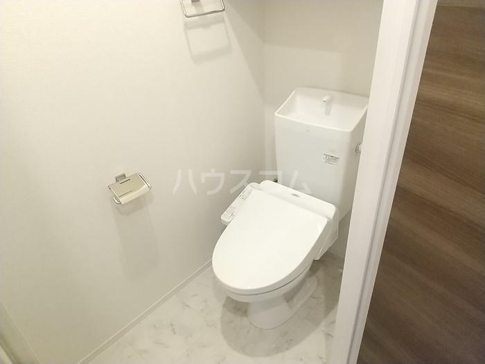 (仮称)D-room小曽根4丁目 203号室の洗面所
