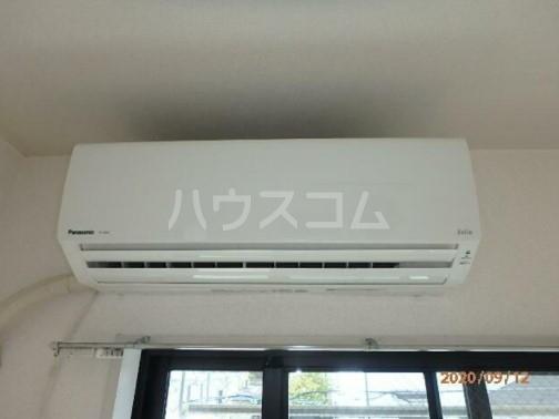 パレス富岡 305号室のエントランス