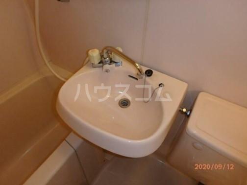 パレス富岡 305号室のトイレ