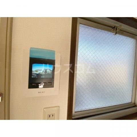サンハイツかどやB棟 202号室のセキュリティ