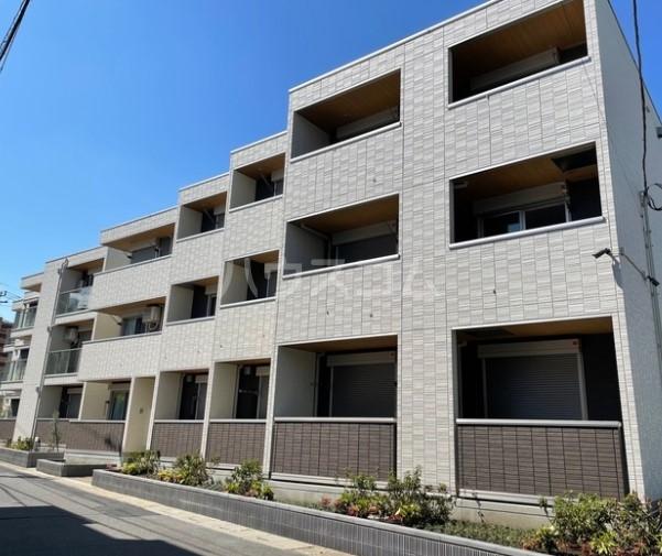(仮)D-Room吉川保1丁目B 201号室の外観
