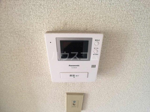 セジュール藤塚A 101号室のセキュリティ