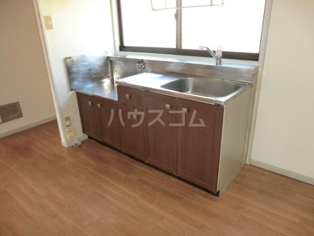 セジュール藤塚A 101号室のキッチン