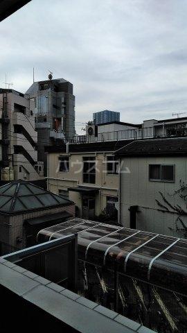 リシェス西早稲田 209号室の景色