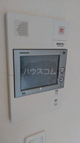 リシェス西早稲田 209号室のセキュリティ