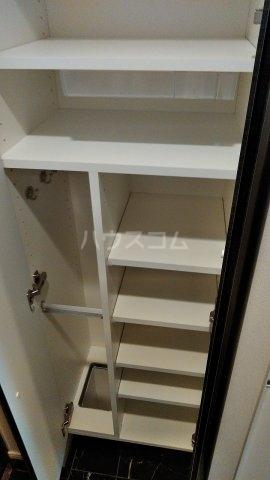 リシェス西早稲田 209号室の収納