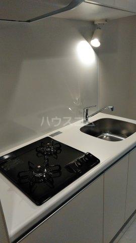 リシェス西早稲田 209号室のキッチン