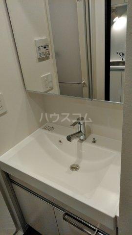 リシェス西早稲田 209号室の洗面所