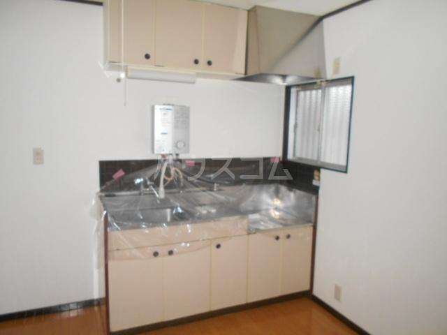 グリーンハイツB 103号室の風呂