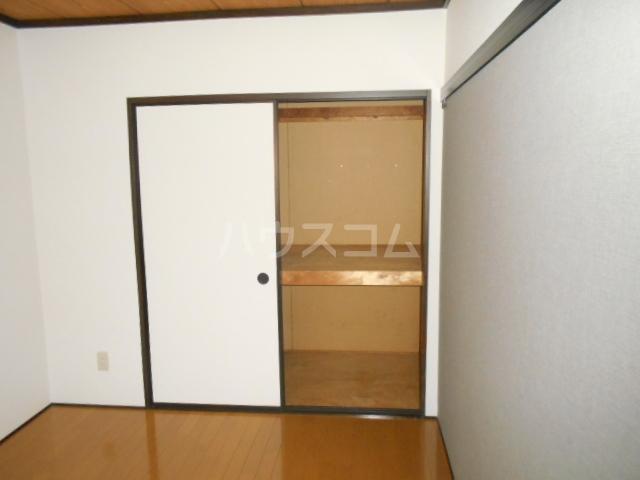 グリーンハイツB 103号室の収納