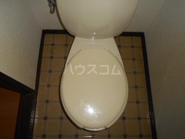 グリーンハイツB 103号室のトイレ