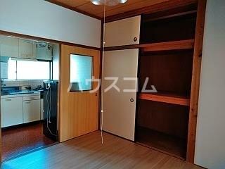 プチハイムキムラ 1-B号室のリビング